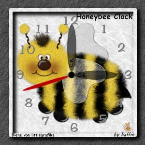 Honeybee Clock